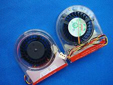 1P ASUS Deluxe Motherboard CPU Passive Chipset Heatsink Cooling COOLER FAN