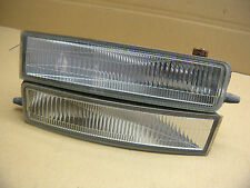 JDM TOYOTA SCION XB BB FRONT BUMPER CLEAR FOG LIGHTS OEM