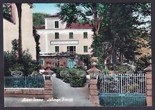 ALESSANDRIA ACQUI TERME 100 HOTEL ALBERGO FIORITO Cartolina FOTOGRAF viagg. 1967