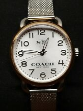 Coach New York Women's Wrist Watch (CA.97.7.20.1034)