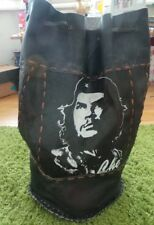 Che Guevara Mens  Large  Leather  Duffle Boxing Travel Bag