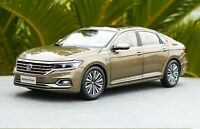 1:18 Scale Volkswagen New Passat 2019 Model Car collection the Decoration Gold