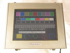 """Digital Electronics, Pro-face, 6"""" Color Touch Screen, GP2300-TC41-24V, Used"""
