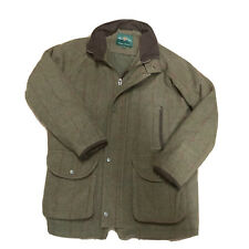 New listing alan paine Combrook Tweed Shooting Jacket Lined Hunting Coat Classic Country S