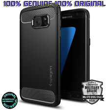 Funda Samsung Galaxy S7 Edge Spigen Rugged Armor SGP Case S7 Edge Genuine Orig