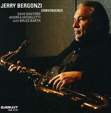 Jerry Bergonzi - Convergence [New CD]