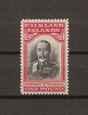 FALKLAND ISLANDS 1933 SG 138 MNH CAT £2500
