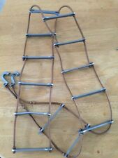 "VINTAGE ""ACTION MAN"" MOUNTAINEER LADDER"