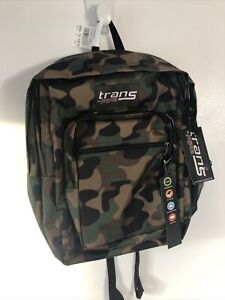 Jansport trans Military look Hunt Camo backpack Brand New Supermax