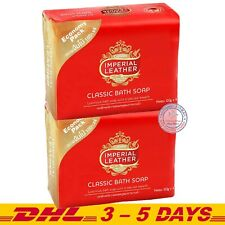 Cussons Imperial Leather Classic Bar Soap 100g x 8