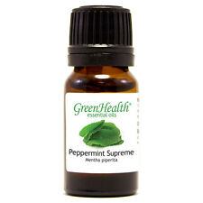 15 ml Peppermint Supreme (Mentha piperita) Essential Oil (100% Pure & Uncut)