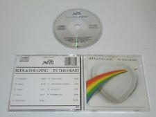 KOOL&THE GANG / in the Heart (Delite 813 386-2) Cd Álbum