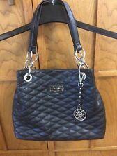 Nicole Miller Womens Purse Black Medium Handbag Tote Very. Nice