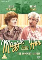 Maggie and Her: The Complete Series DVD (2017) Julia McKenzie cert PG 2 discs