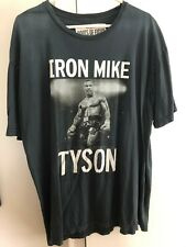 Boxing IRON MIKE TYSON T-Shirt XL Roots of Fight