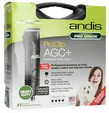 Andis Agc+ Heavy Duty ProClip Clipper Kit Dog UltraEdge Haircut $169