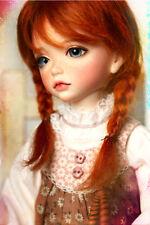 1/6 Bjd Doll SD iplehouse kid lonnie Free FACE MAKE UP+FREE EYES_Type F Quiet