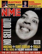Mogwai Nas Suede Oasis Nirvana Kurt Cobain Fugazi Kiss Joe Strummer B Hicks mag
