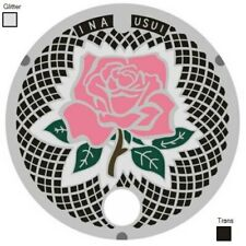 Pathtag 33192 - Rose JMC - Japanese Manhole Cover
