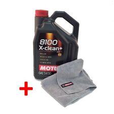 5 Litros Motul 8100 X-CLEAN + 5w30 C3 ACEITE DE MOTOR ( VW AUDI 504 00 507 00 ,