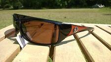 Men/'s Nitrogen Polarized Sunglasses NT703801PZ Davis A1 black fishing silver