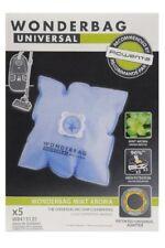 X 5 Sac Wonderbag Universal Mint Aroma Menthe Wb415120 Rowenta Fresh