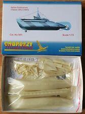 Italian Submarine Classe CB 2 (1941)-Choroszy Modelbud-1/72