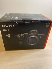 Sony a7 III 24.2 MP Mirrorless Digital Camera Body Only