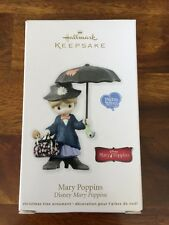 2012 Hallmark Ornament ~ DISNEY - PRECIOUS MOMENTS - MARY POPPINS ~ QXD1011