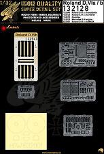 132128 HGW Super Detail set - Roland D.VIa/b 1:32