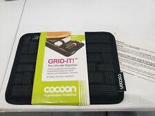 """Cocoon CPG4BK Grid-It(R) Organizer - Black - 5"""" x 7"""""""