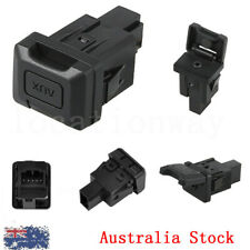 AUX Auxiliary Jack Audio Video Jack 39112SNAA01 For Honda Civic 2006-2011 3.5 mm