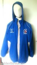 Castlebar (Mayo) Official RugbyTech Rugby Union Hooded Jacket (Adult XL)