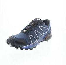 (tg. 42 2/3 Eu) Salomon Speedcross 4 Scarpe da Trail Running Uomo Blu