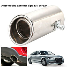 Muffler Tip Pipe Diameter 51-51mm Car Tail Pipe Exhaust Stainless Steel