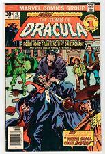 Marvel - Tomb Of Dracula #49 - Colan Cover & Art - Vg 1976 Vintage Comic