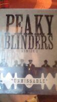 Peaky Blinders - Serie 1 Steelbook Blu-Ray Ltd.Edizione a 2000 - Season uno 11st