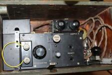 VINTAGE FULLERPHONE WWII BRITISH TELEGRAPH SET SIGNAL KEY KEYER MARK V RARE