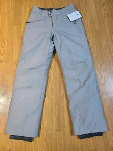 WHITE SIERRA D9720W WOMENS SLIDER INSULATED SKI SNOW PANT 29 and 31 Inch Inseam