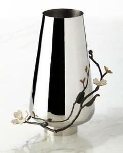 Michael Aram Large Dogwood Vase - Brand New in Box $350 Retail