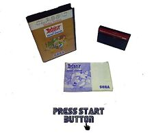 ASTERIX AND THE SECRET MISSION - MASTER SYSTEM COMPLETO