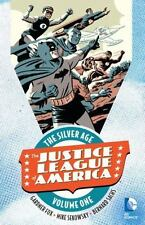 DC Comics Justice League of America: The Silver Age, Volume 1 - Brand New