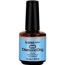 12 Diamond Dry Top Coat nail hardener treatment fix cracks strengthening nails