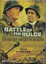 Battle of the Bulge DVD Henry Fonda Robert Shaw NEW R0 War WW2 WWII 1965