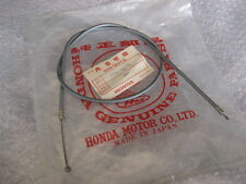HONDA 90 C200 CA200 C201 CD90 S65 THROTTLE CABLE 17910-052-680 GENUINE NOS JAPAN