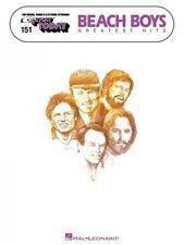 Beach Boys Greatest Hits Sheet Music E-Z Play Today Book NEW 000100152