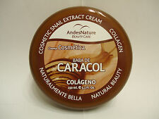 BABA DE CARACOL SNAIL EXTRACT COLLAGEN CREAM GEL 5.1 Oz 100%