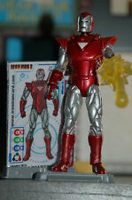 marvel universe iron man comic series ironman Silver Centurion rare complete