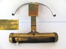 Wwii Original German Drp Drgm Brass Piano Lamp Fixture