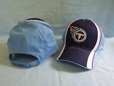 TENNESSEE TITANS  Reebok NFL Team Apparel CAP/HAT  One size Fits All  NWT  tri r